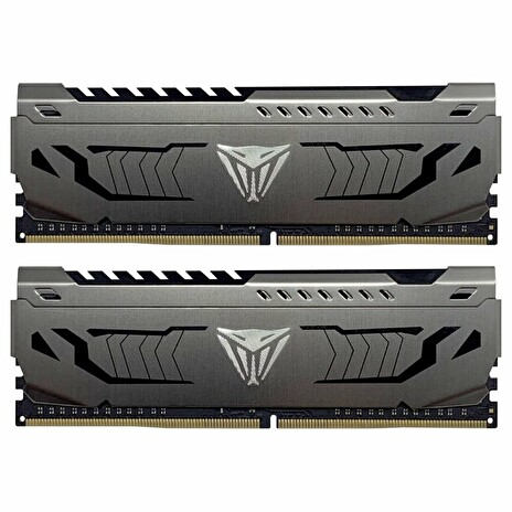PATRIOT Viper Steel Series V4S 64GB DDR4 3000MHz / DIMM / CL16 / 1,35V / Heat Shield / KIT 2x 32GB