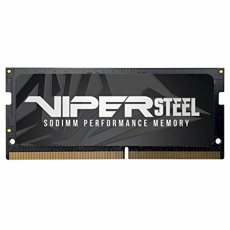 PATRIOT Viper Steel 32GB DDR4 3000MHz / SO-DIMM / CL18 / 1,25V /
