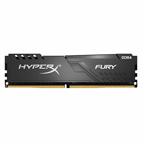 32GB DDR4-2666MHz CL16 HyperX Fury 1Rx16, 2x16GB