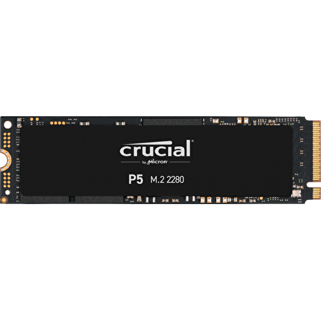 Crucial P5 250GB 3D NAND NVMe