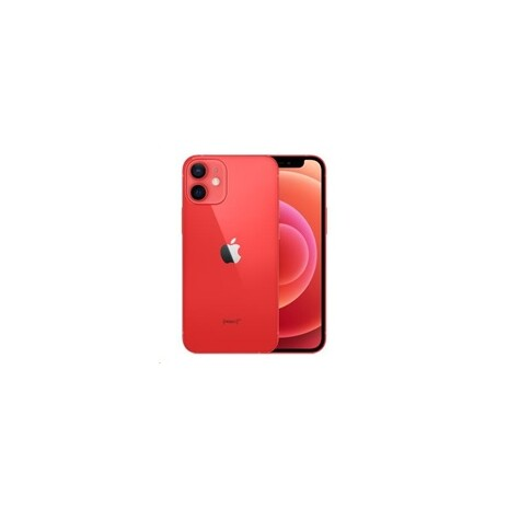 Apple iPhone 12 mini 256GB (PRODUCT) Red