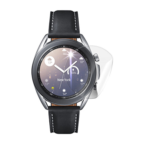 Screenshield SAMSUNG R850 Galaxy Watch 3 (41 mm) folie na displej