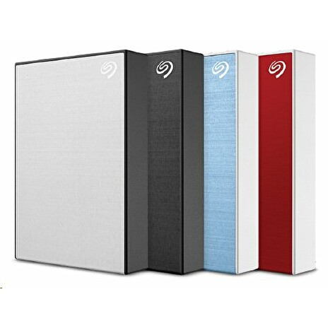 "Seagate One Touch HDD 2,5"" - 4TB/USB 3.0/Red"
