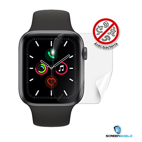 Screenshield Anti-Bacteria APPLE Watch Series 6 (44 mm) folie na displej