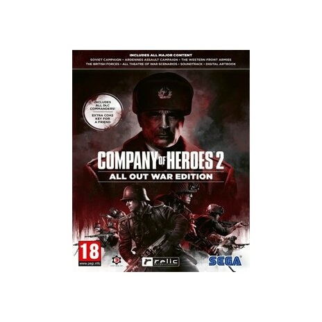 ESD Company of Heroes 2 All Out War Edition