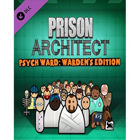 ESD Prison Architect Psych Ward Wardens Edition