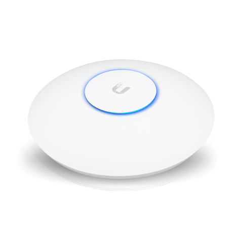 WiFi router Ubiquiti Networks UAP-AC-SHD UniFi Wave2 AC AP, Security and BLE
