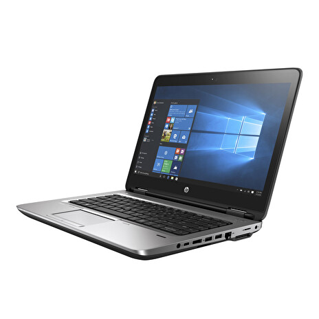 HP ProBook 640 G3; Core i5 7200U 2.5GHz/8GB RAM/256GB SSD PCIe/battery VD