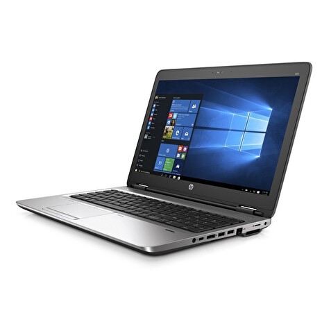 HP ProBook 650 G2; Core i7 6600U 2.6GHz/8GB RAM/256GB SSD PCIe/battery VD