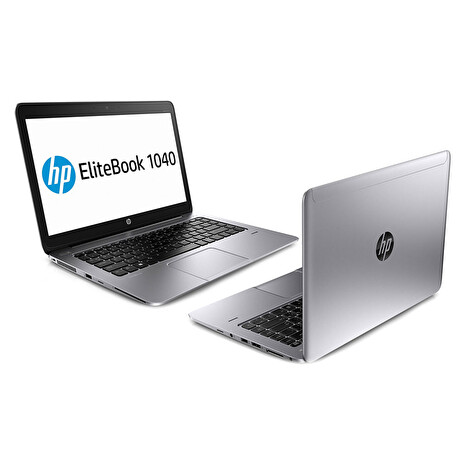 HP EliteBook Folio 1040 G1; Core i7 4600U 2.1GHz/8GB RAM/256GB M.2 SSD/battery VD