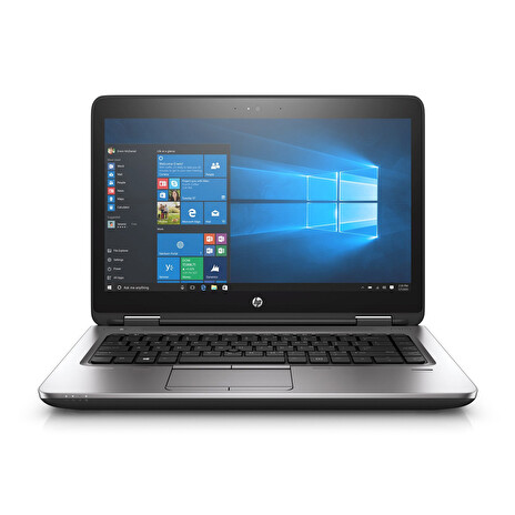 HP ProBook 640 G2; Core i5 6300U 2.4GHz/8GB RAM/256GB SSD NEW/battery VD